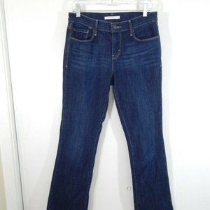 dark blue LEVIS 515 jeans bootcut boot rig…